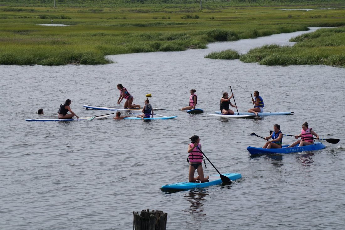 kayak and paddleboard party packages